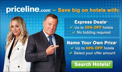 Shop Priceline Express Deals