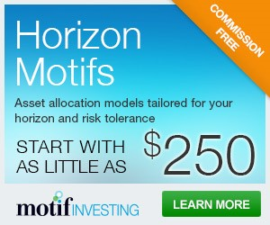 MotifInvesting.com - Invest in Ideas and Themes - Revolutionary Motif Investing Platform