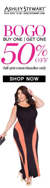 Shop ASHLEY STEWART's Bogo Sale NOW!