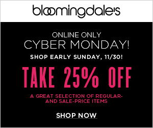 3a7985b9ec12e4 Bloomingdale's discount codes