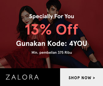 25 Zalora Offers Available