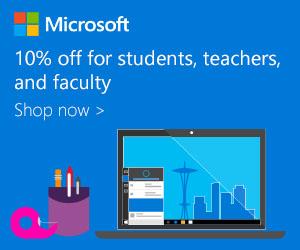 Microsoft discount codes