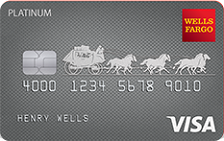 Wells Fargo Platinum Visa® Card