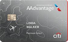 Citi® AAdvantage® Platinum Select® World Elite™ Mastercard®