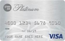 Green Dot Platinum® Secured Credit Card