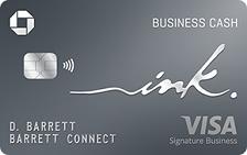 Ink Business Cash Credit Card