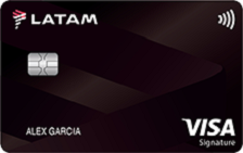 LATAM Visa Signature® Card
