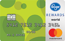 Kroger REWARDS World Mastercard®