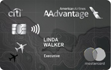 Citi® AAdvantage® Executive World Elite™ Mastercard®
