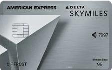 Platinum Delta SkyMiles® Credit Card