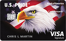 U.S. Pride® Credit Card