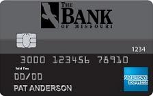 Bank of Missouri Cash Rewards American Express® Card