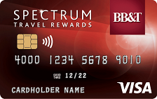 BB&T Spectrum Travel Rewards Credit Card