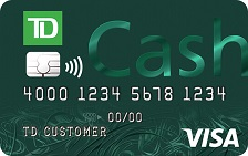 TD Cash Secured Credit Card