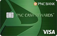 PNC Cash Rewards® Visa® Credit Card