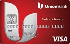 Union Bank Cashback Rewards Visa® Credit Card