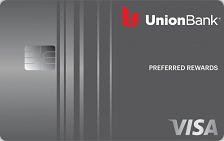 Union Bank Preferred Rewards Visa® Credit Card