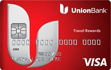 Union Bank Travel Rewards Visa® Credit Card