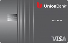 Union Bank Platinum™ Visa® Credit Card