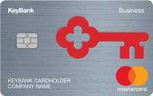 KeyBank Business Mastercard® Credit Card