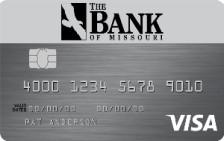 Bank of Missouri Visa® Business Real Rewards Card