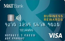 M&T Business Rewards Credit Card