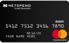Netspend® Small Business Prepaid Mastercard