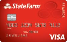 State Farm® Rewards Visa®