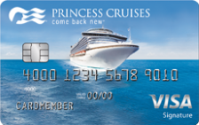 Princess Cruises Rewards Visa® Card