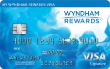 Wyndham Rewards® Visa® Card