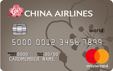 China Airlines World Elite™ Mastercard® Gold Card