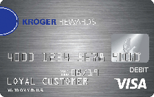 Kroger Rewards Prepaid Visa®