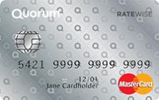 Quorum RateWise Mastercard®