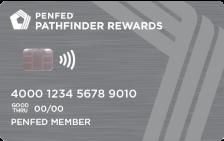 PenFed Pathfinder® Rewards Card