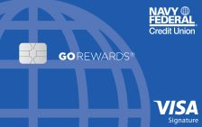 Navy Federal GO REWARDS® Credit Card