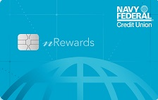 Navy Federal nRewards Secured Credit Card