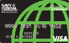 Navy Federal Visa® Business Card