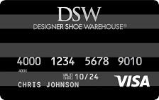 DSW Visa® Credit Card