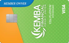 Kemba Platinum Visa with Rewards