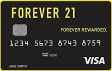 Forever 21 Visa® Credit Card