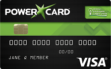 Share-Secured Visa® Power Card™