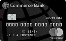 Commerce Bank World Elite Mastercard®
