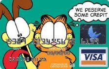 Garfield Visa® with Rewards
