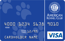 American Kennel Club Visa®