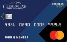 Clearview Business Platinum Mastercard®
