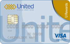 U Rewards Visa Signature® Credit Card