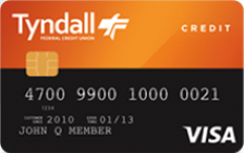 Tyndall Everyday Savings Card
