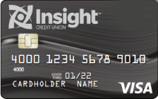Insight Visa Platinum + Rewards Credit Card