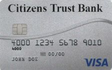 Citizens Trust Bank VISA Privilege Credit Card