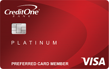 Credit One Platinum Rewards Visa